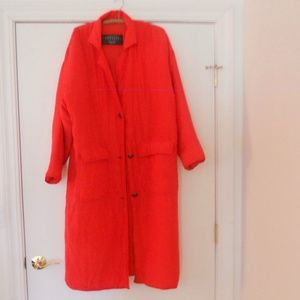 Ladies' overcoat